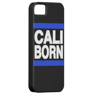 Cali Born Blue iPhone 5 Case