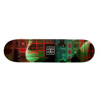Cali Built skate board