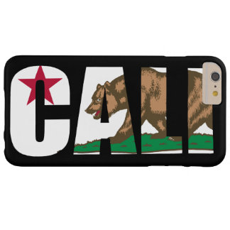 Cali California Flag Barely There iPhone 6 Plus Case