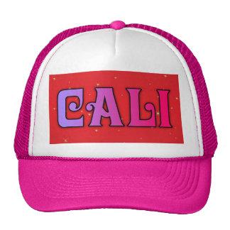 Cali California Sparkle Trucker Hat