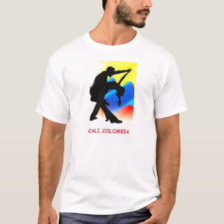 CALI, CAPITAL SAUCE T-Shirt