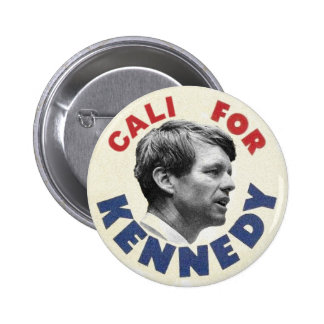 Cali for Kennedy Button