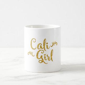 Cali Girl Basic White Mug