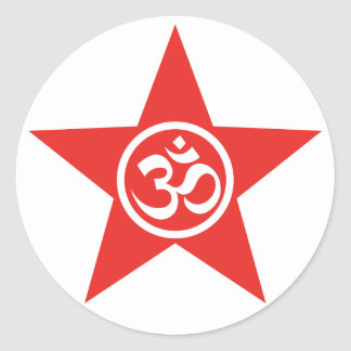 Cali☆karma ~ OM Star Sticker