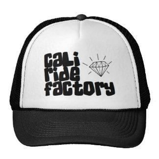 Cali Ride Factory Diamond Trucker Hat
