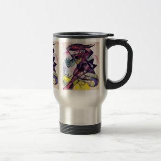 Caliban, Figurine For Shakespeare'S Tempest Coffee Mug