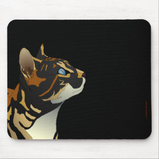 Calico Cat mousepad