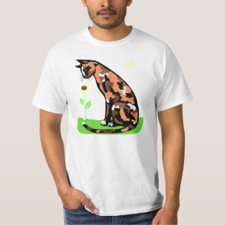 Calico Cat T T-Shirt