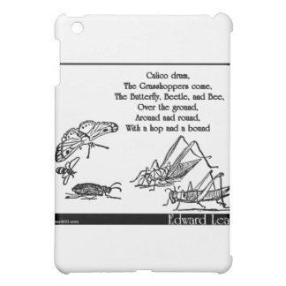 Calico drum iPad mini covers