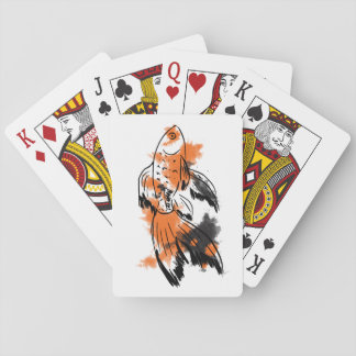 Calico Fish Playing Cards