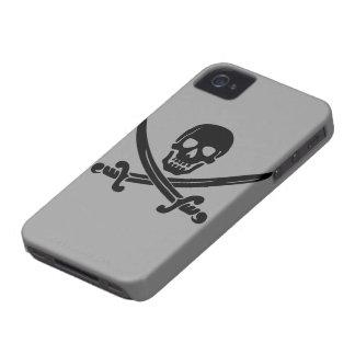 Calico Jack iPhone 4/4S Case