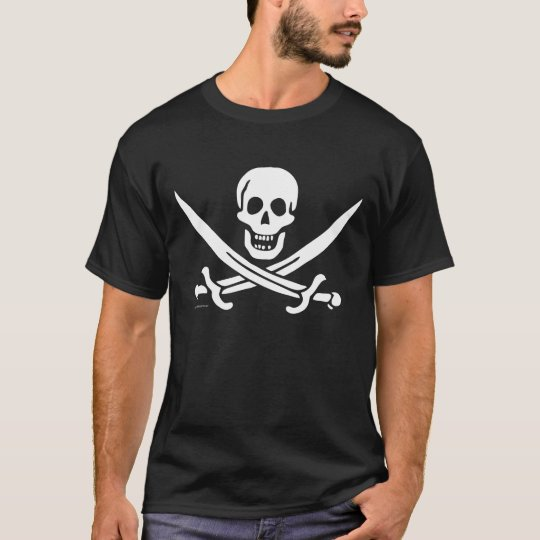 Calico Jack Jolly Roger T-Shirt