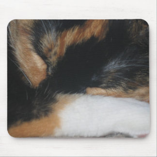 Calico Maggie Mouse Mat