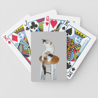 Calico Playing Cards