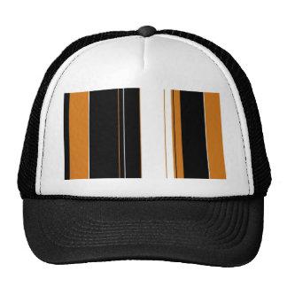 Calico Stripes Cap