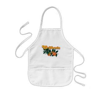 Califoranges apron