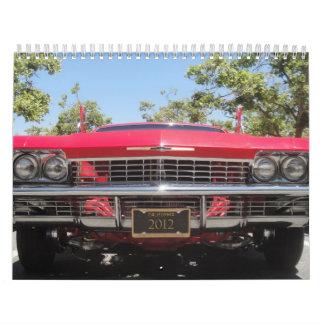 california 2012 wall calendars