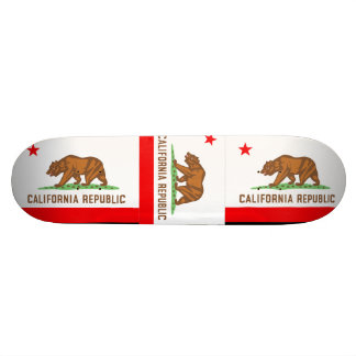 CALIFORNIA 20.6 CM SKATEBOARD DECK