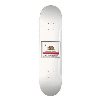 California 21.6 Cm Skateboard Deck