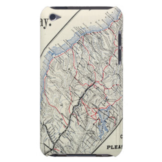 California 2 barely there iPod case