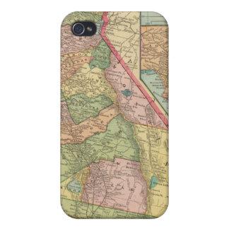 California 3 iPhone 4/4S case