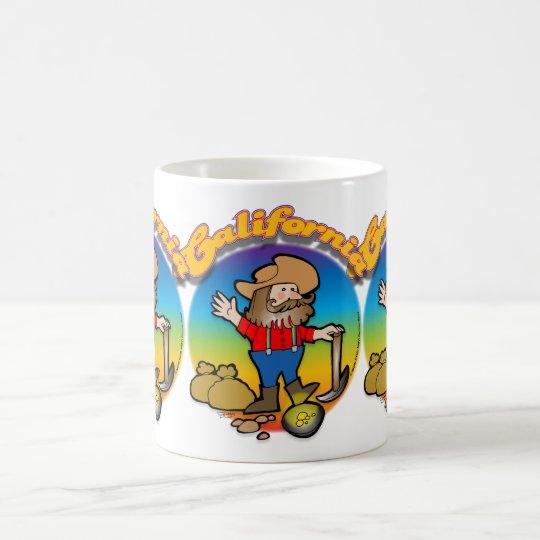 California 49er mug