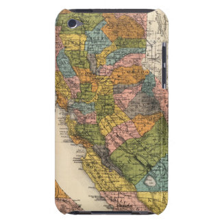California 4 iPod touch cases