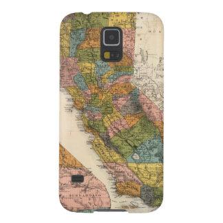 California 4 galaxy s5 case