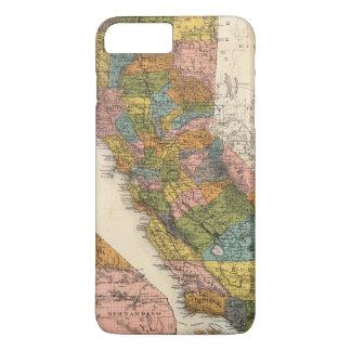 California 4 iPhone 8 plus/7 plus case