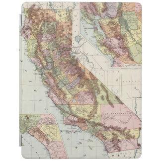 California 8 iPad cover