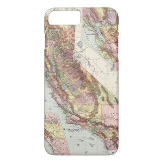 California 8 iPhone 8 plus/7 plus case