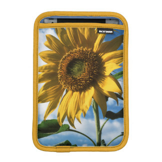 California, A Mammoth Sunflower (Helianthus) 2 iPad Mini Sleeve