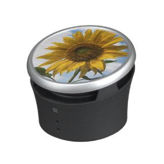 California, A Mammoth Sunflower (Helianthus) 4 Bluetooth Speaker