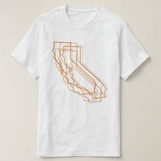 california amber blur tee shirt