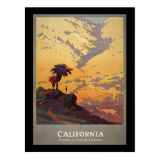 California America s vacation land Post Cards