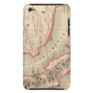 California and Mexico 58 iPod Touch Case