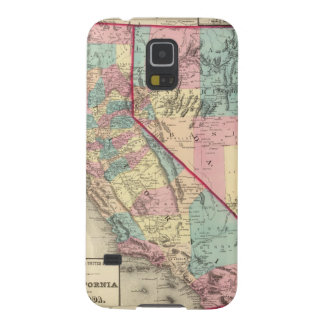 California and Nevada 2 2 Galaxy S5 Cover