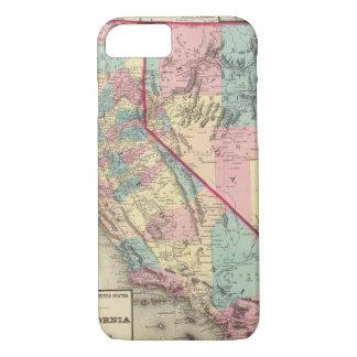 California and Nevada 2 2 iPhone 8/7 Case