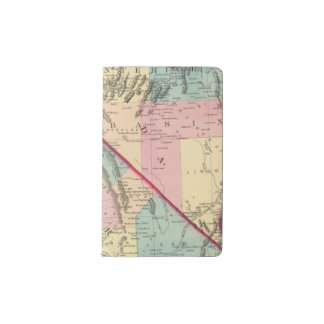 California and Nevada 2 2 Pocket Moleskine Notebook