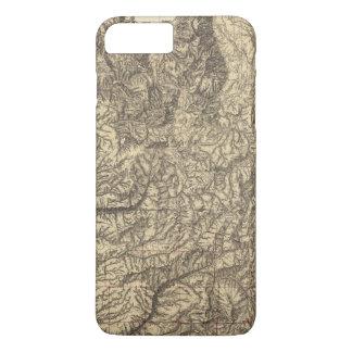 California and Nevada 4 iPhone 8 Plus/7 Plus Case