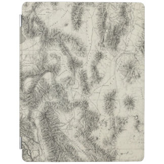 California and Nevada 8 iPad Cover