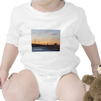 California Aqueduct Windmills Altamont Products T-shirt