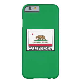 California Barely There iPhone 6 Case