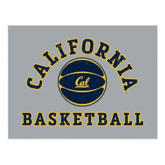 California Basketball | Cal Berkeley 5 Postcard