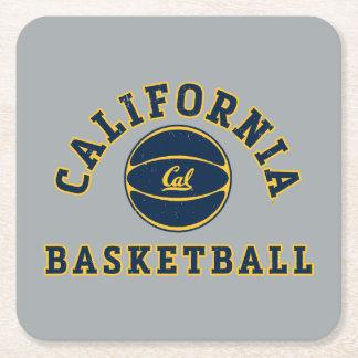 California Basketball | Cal Berkeley 5 Square Paper Coaster