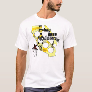 California Bay Area Brass Golden State T-Shirt