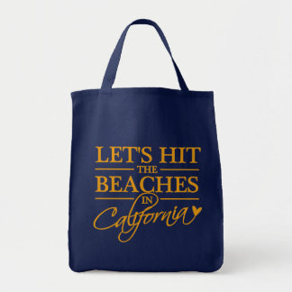 California Beach bags - choose style