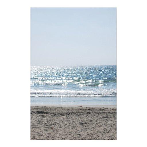 California Beach - Beautiful Ocean Flyers