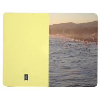 California Beach Day Pocket Journal
