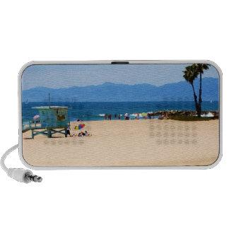 California Beach iPod Speaker